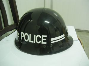 Police Duty Helmet with ABS Shell pictures & photos