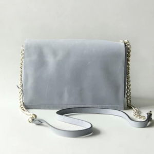 Top Cow Leather Designer Clutch, Fashion Lady Bags