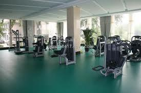 PVC Gym Floor, Natural Rubber Gym Floor pictures & photos