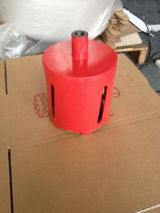 Dry Diamond Core Bit 152mm pictures & photos