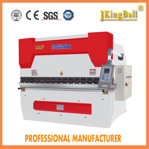 Delem or Estun System Sheet CNC Press Brake, Sheet Bending Machine, CNC Hydraulic Press Brake pictures & photos