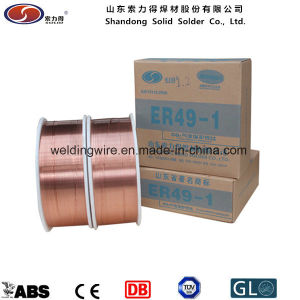 Copper Coated MIG Welding Wire Er70s-6 pictures & photos