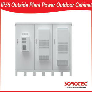 IP55 Protection Outdoor Telecom Cabinet pictures & photos