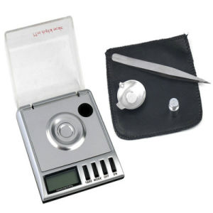 Professional 0 001g Digital Diamond Scale, Precision Gem Scale, Carat Scale  (J112)