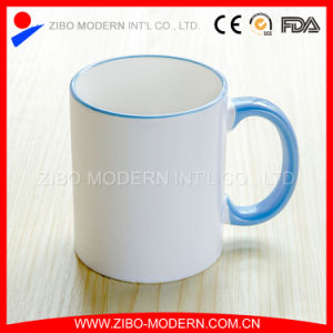 Two Tone Color 11 Oz Sublimation Mugs pictures & photos