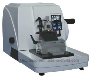 Friendly User Competitive Semi Automatic Motorized Microtome pictures & photos