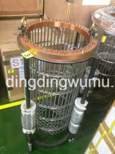 Wolfram Heating Element for Sapphire Crystal Growth Vacuum Furnace pictures & photos