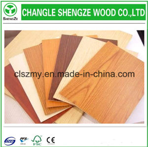 Furniture / Cabinet Usage 1220*2440*12mm Wood Grain Chipboard