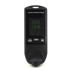 Car Body Paint Thickness Tester Meter Cm8802fn+