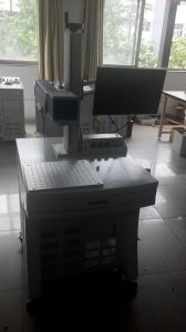 Ecam CNC Router Fibre Laser Marking Machine