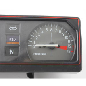 Cbt/Dy150-4 Motorcycle ABS Instrument, Motorcycle Speedometer pictures & photos