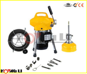 Portable Drain Cleaner/ Pipe Drain Cleaning Machine (S75) pictures & photos