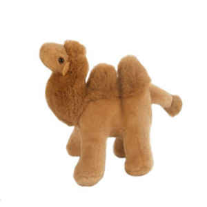 Super Soft and Stuffed Plush Camel Toy