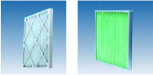 Air Filter with Panel Filter (APP)