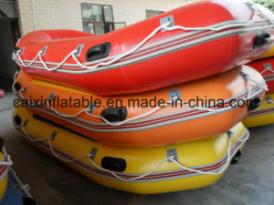 6-10 Person Inflatable River Boat/ Inflatable White Water Rafts/ Inflatable Drifting Boat pictures & photos