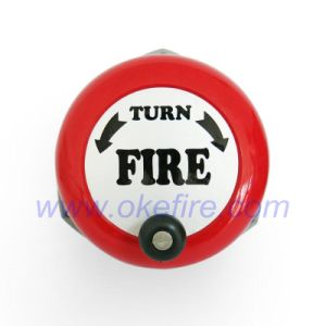 "8"" Fire Warning Bell-Manual Type"