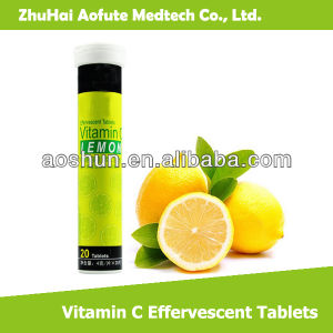 Vitamin C Effervescent Tablets pictures & photos