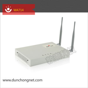 WiFiDog Supportted WA714 Indoor WiFi AP with OpenWrt