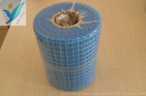 10mm*10mm 100g Wall Reinforcement Fiberglass Mesh Rolls