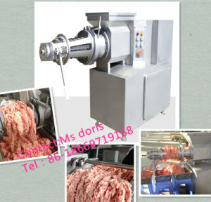 Chicken Deboner Machine/ Meat Bone Separaor / Meat Debonning Machine pictures & photos
