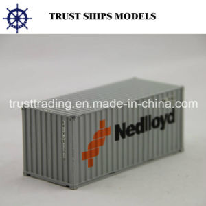 Plastic 31cm 20ft Container Model pictures & photos