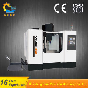 Vmc420L Complete Closed Structure Small CNC Milling Machine pictures & photos