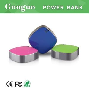 Square Power Bank External Battery Charger, Power Bank for Samsung Galaxy S2, S3, S4, Mobile Phone 5200mAh Power Bank