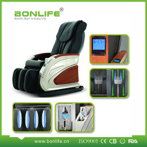 Factory of Coin Operated Full Body Massage Chair pictures & photos