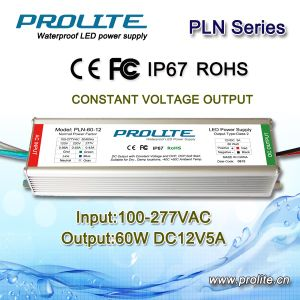 LED Power Supply Pln-60W pictures & photos