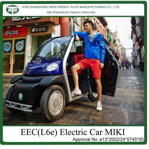 EEC (L6e) Electric Car with 4kw Hub Motor