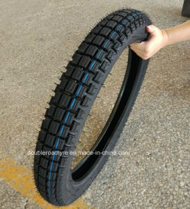 Quality Warranty 275-18 Tubless Motorcycle Tyres pictures & photos