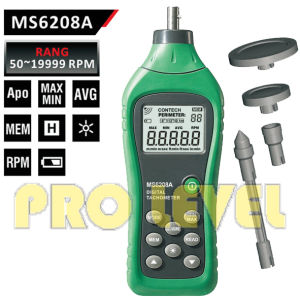 Hot Sale Accurate Digital Tachometer (MS6208A) pictures & photos