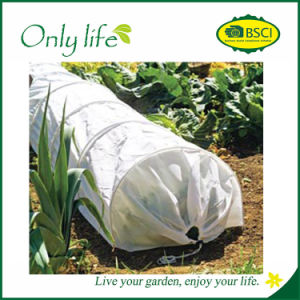 Onlylife High Quality Durable UV Resistant Vegetables Fleece Grow Tunnel pictures & photos