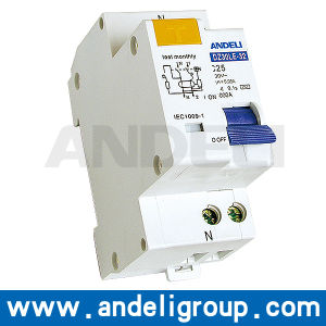 1p N RCBO Residual Current Operated Circuit Breaker (DZ30LE-32) pictures & photos