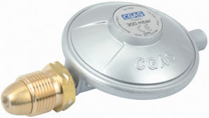 LPG Euro Media Pressure Gas Regulator (M30G07G300) pictures & photos