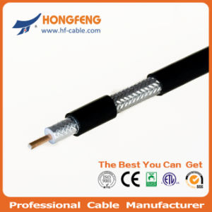 Trunk Coaxial Cable Rg7 with 305m Reel Price with Messenger