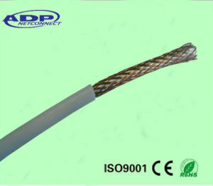 Coaxial 59 Cftv Cable CCS Al Braiding
