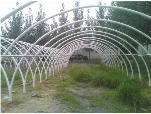 Complete Greenhouse System Stainless Steel for Agriculture