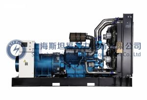 750kw Genset, 4-Stroke, Silent, Canopy, Dongfeng Diesel Generator Set. Gf750V pictures & photos