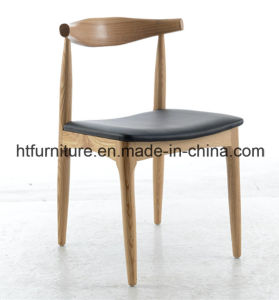 Cow Horn Wood Dining Chair
