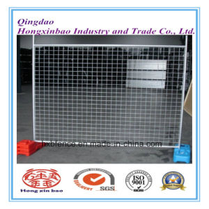 Hot Galvanized Temporary Fencing Panel pictures & photos