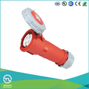 Utl Uz2177 Waterproof Extension Electrical Plugs AC Power Socket Connector pictures & photos