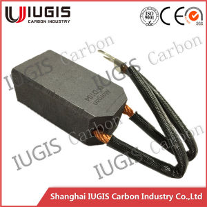 D104 Morgan Material Carbon Brush for DC Electric Weder 25*32*60mm pictures & photos