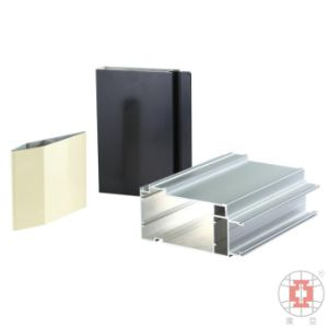 Aluminium Construction Material Profile for Curtain Wall pictures & photos