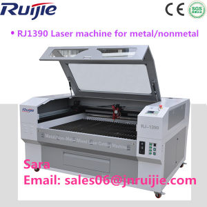 Ruijie Factory Rj1390 1390 Laser Cutter for Metal and Nonmetal pictures & photos