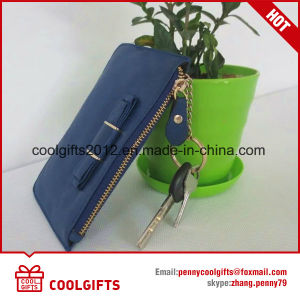 2017 New Design Lady PU Leather Cosmetic Makeup Bag pictures & photos