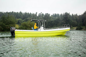 26′ Fiberglass Japanese Fishing Boat Hangtong Factory-Direct pictures & photos
