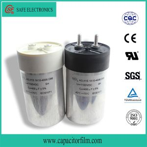 Photovoltaic Capacitor for Solar Plant 900VDC 470UF pictures & photos