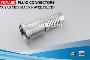 CNC Manufacture, Competitive Price Hydraulic Hose Fitting pictures & photos