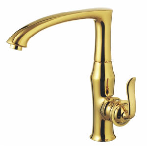 New Design Antique Brass Sink Mixer & Faucet (ZF-278) pictures & photos